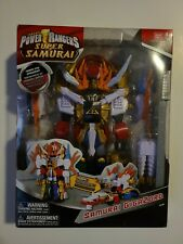 Power Rangers Super Samurai Gigazord From Ban Dai New