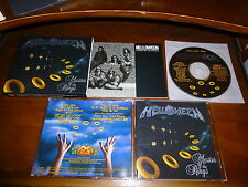 Helloween / Master of the Rings JAPAN+2 w/Booklet C1
