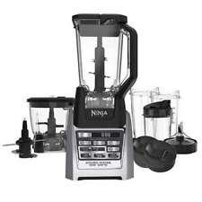 Ninja Auto-iQ Total Boost Kitchen Nutri Food Processor System w/ Cups (Open Box)