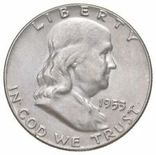 1953 P FRANKLIN HALF DOLLAR   *GOOD OR BETTER*  *90/% SILVER* **FREE SHIPPING**