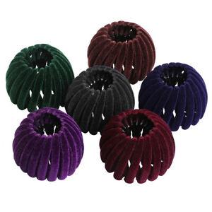 Retro Bird Nest Ball Hair Claw Women Hairpin Headwear Ponytail Holder Hairgrips