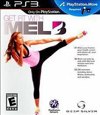 Get Fit with Mel B - Playstation 3 - PS3 Brand New