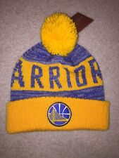 Golden State Warriors Mitchell And Ness Beanie NEW w/ tags