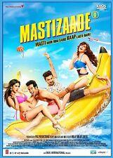 MASTIZAADE (2016) SUNNY LEONE, TUSSHAR KAPOR, VIR DAS - BOLLYWOOD HINDI DVD