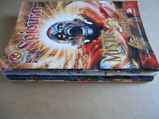 Collezione MYSTIC & SIGIL serie completa 1-10 Crossgen Lexy Comics  [G483]