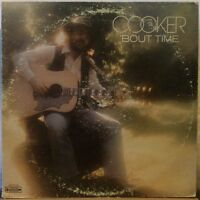 Norman COOKER 'Bout Time LP Folk/Pop on Scepter Records ex-THE GROUPIES
