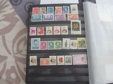 Lot de 29 timbres, Moyen-Orient.