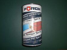 PVC Reiniger Förch – 1 L - Typ S20 nicht anlösend