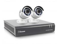 Swann DVR4-4550 4 Channel 1080p Überwachungssystem Video IP Kamera 2x PRO T853