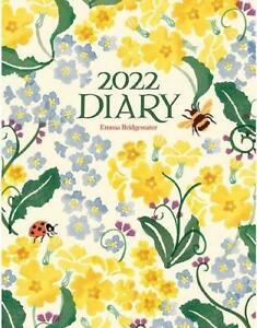 Emma Bridgewater 2022 Spiral Desk Diary - Primroses