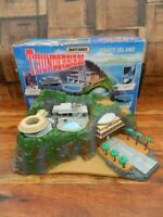 Matchbox Thunderbirds Tracy Island Playset Boxed with Instructions