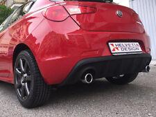 DAM Sotto Paraurti posteriore / Rear SPRINT Edition replica in ABS per Giulietta
