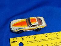 Kenner Fast 111's Car Corvette 1980 Cream VTG Toy Diecast Chevy Custom Chevrolet