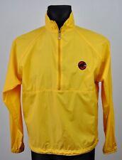 MAMMUT Vintage Lightweight Pullover Jacket Small Men Unisex Ladies Large? Yellow
