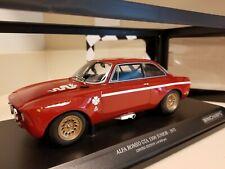 Minichamps ALFA Romeo GTA 1300 Junior 1971 1:18 New 155 120020 RED