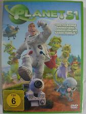 Planet 51 - Aliens Anime - Außerirdische Grüne Männchen, Jessica Biel, J. Cleese