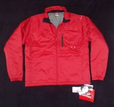 Oakley ModuleThermolite Men's XL Dark Red Jacket Winter Ski New with Tags
