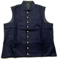 INDIAN WARS SPANISH AMERICAN WARS US ARMY M1874 WOOL VEST- SIZE 2 (38-40R)