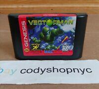 Vectorman (Sega Genesis, 1995) Game cartridge only TESTED Working vintage green
