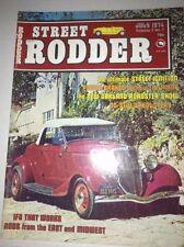 Street Rodder Magazine Street ignition Power Brakes July 1974 041817nonrh2