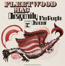 Fleetwood Mac : Dragonfly/The Purple Dancer VINYL (2014) ***NEW***