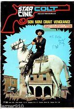 STAR-CINE COLT n°12 ¤ 1970 ¤ SON NOM CRIAIT VENGEANCE ¤ ROMAN PHOTO