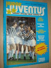 Vive Boy' Juventus FC N°12 Décembre 1982 Année Xx Zoff Scirea Baldwin