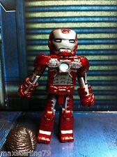 Marvel Minimates IRON MAN 2 MARK V Tony Stark Movie Avengers Wave 35