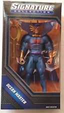 DC UNIVERSE CLASSICS SIGNATURE COLLECTION OCEAN MASTER MATTEL SOLD FAST RARE !!