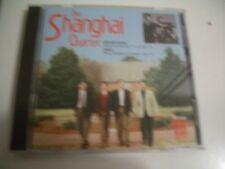 THE SHANGHAI QUARTET CD MENDELSSOHN GRIEG.DELOS.