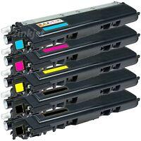 5 pk Color Toner for Brother TN210 TN-210 HL-3040CN HL-3045CN HL-3070CW HL-3075