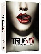 True Blood - The Complete First Season (DVD, 2009, 5-Disc Set-BRAND NEW-BOX SET