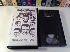 Wheel Of Fortune aka A Man Betrayed Rare Crime Mystery VHS 1941 OOP John Wayne