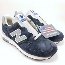 NIB New Balance x J.Crew M1400NV Made In USA Classic Navy Silver Men's Size 10.5