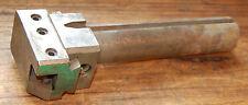 "Warner and Swasey M-1903 Adjustable Bar Turning Tool Holder 2"" Shank W&S"