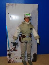 "Star Wars Collector Series 12"" inch Figure Luke Skywalker vs Wampa 1997 Loose"
