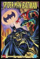 Spider-Man and Batman Trade Paperback TPB Dark Knight Joker Carnage Symbiote NEW