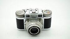 Braun Paxette + Westar f2.8 45mm C 35mm Film Camera K10(122073)