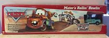 Disney Pixar CARS 1 ORIGINAL Series 1 MATER's ROLLIN' BOWLIN' Game - RARE