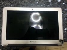 macbook air 11 inch-cracked screen