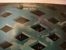 "PETE TOWNSHEND SIGNED AUTOGRAPHED ""TOMMY"" ALBUM"