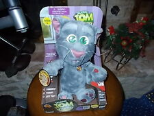 New in Box Animated Talking Tom Talk Back Repeats What You Say