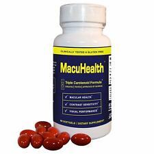 NEW MACUHEALTH 🤓 MacuHealth LMZ3 Vitamins 90 Capsules Soft Gels Sealed Bottle
