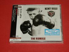 4BT KENT HILLI THE RUMBLE WITH BONUS TRACK JAPAN CD