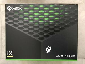 Microsoft Xbox Series X 1TB Video Game Console - Brand New Sealed