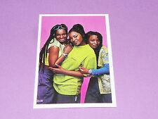 N°44 CLEOPATRA PANINI SMASH HITS PLANET POP 1998 FRANCE COLL. '99