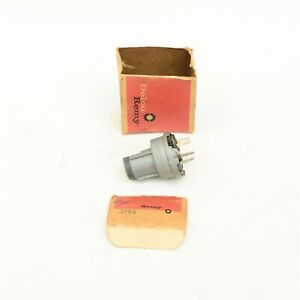 62-63 Chevy C10 C20 C30 Trucks Ignition Switch GM Delco Remy 1116611 NOS