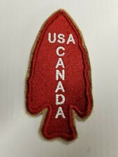 U.S. ARMY WW 2 FIRST SPECIAL SERVICE FORCE FSSF PATCH REPRODUCTION