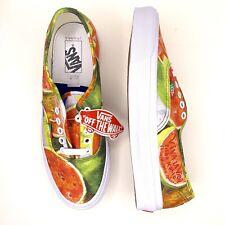 Vans Frida Kahlo Watermelon OG Authentic LX New With Box Men's 9 W 10.5