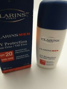 Clarins Men UV Protection Oil Free 30ml